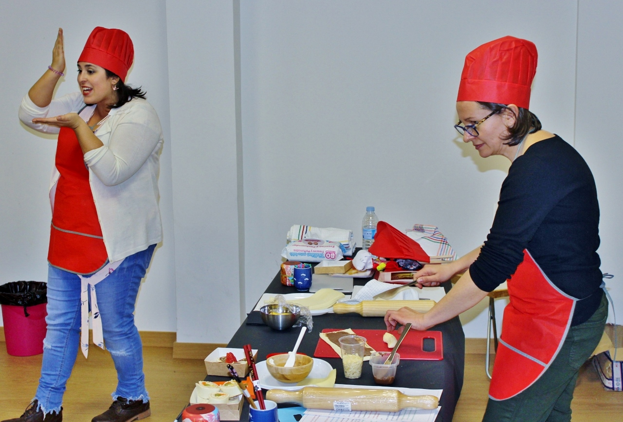 Little Chef, un taller de sushi... ¡delicious!