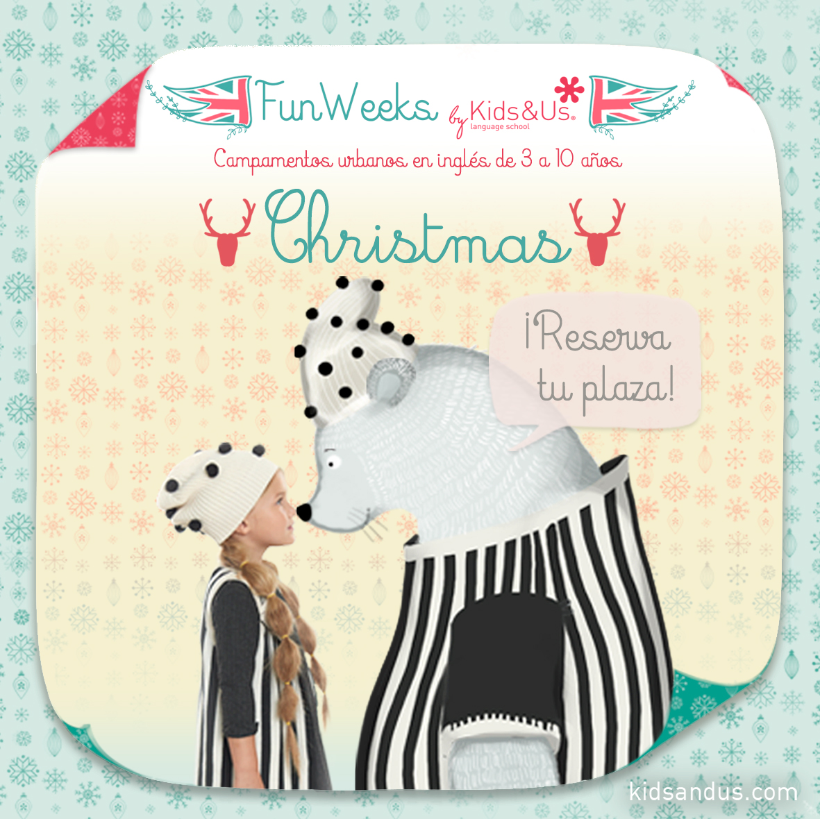 Christmas Fun Weeks, el plan perfecto para estas Navidades